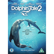Produktbilde for Dolphin Tale 2 (UK-import) (DVD)