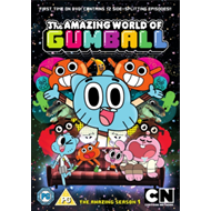 Produktbilde for The Amazing World Of Gumball - Sesong 1 (UK-import) (DVD)
