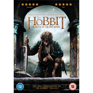Produktbilde for The Hobbit - The Battle Of The Five Armies (UK-import) (DVD)