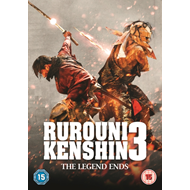 Produktbilde for Rourini Kenshin 3 - The Legend Ends (UK-import) (DVD)