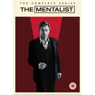 Produktbilde for The Mentalist - Komplett (UK-import) (DVD)