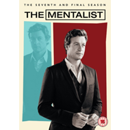Produktbilde for The Mentalist - Sesong 7 (UK-import) (DVD)