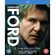 Produktbilde for Harrison Ford - 5 Film Collection (UK-import) (BLU-RAY)
