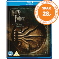 Produktbilde for Harry Potter And The Chamber Of Secrets (UK-import) (BLU-RAY)