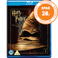 Produktbilde for Harry Potter And The Philosopher's Stone (UK-import) (BLU-RAY)