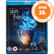 Produktbilde for Harry Potter And The Goblet Of Fire (UK-import) (BLU-RAY)