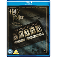 Produktbilde for Harry Potter And The Prisoner Of Azkaban (UK-import) (BLU-RAY)