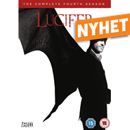 Produktbilde for Lucifer - Sesong 4 (UK-import) (DVD)