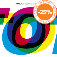 Produktbilde for Total: From Joy Division To New Order (CD)