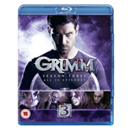 Produktbilde for Grimm - Sesong 3 (UK-import) (BLU-RAY)