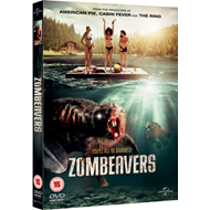 Produktbilde for Zombeavers (UK-import) (DVD)