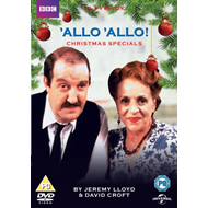 Produktbilde for 'Allo 'Allo - Christmas Specials (UK-import) (DVD)
