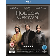 Produktbilde for The Hollow Crown (UK-import) (BLU-RAY)