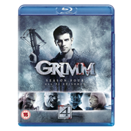 Produktbilde for Grimm - Sesong 4 (UK-import) (BLU-RAY)