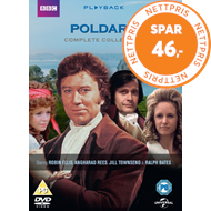 Produktbilde for Poldark (1975) - Complete Collection (UK-import) (DVD)