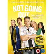 Produktbilde for Not Going Out - Sesong 1 - 7 (UK-import) (DVD)