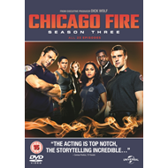 Produktbilde for Chicago Fire - Sesong 3 (UK-import) (DVD)