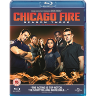 Produktbilde for Chicago Fire - Sesong 3 (UK-import) (BLU-RAY)