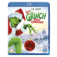 Produktbilde for The Grinch (UK-import) (BLU-RAY)