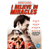 Produktbilde for Brian Clough: I Believe In Miracles (UK-import) (DVD)
