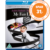 Produktbilde for My Fair Lady (UK-import) (BLU-RAY)