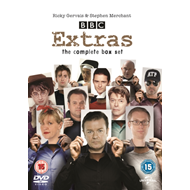 Produktbilde for Extras - The Complete Collection (UK-import) (DVD)