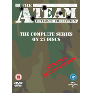 Produktbilde for The A-Team - The Complete Series (UK-import) (DVD)