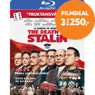 Produktbilde for The Death Of Stalin (Svensk import) (BLU-RAY)
