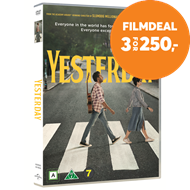 Produktbilde for Yesterday (DVD)
