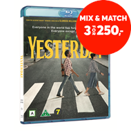 Produktbilde for Yesterday (BLU-RAY)