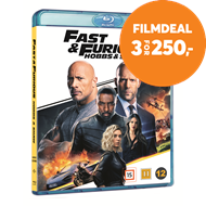 Produktbilde for Fast & Furious (2019): Hobbs & Shaw (BLU-RAY)