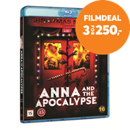Produktbilde for Anna And The Apocalypse (BLU-RAY)
