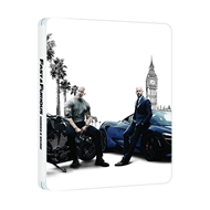 Produktbilde for Fast & Furious (2019): Hobbs & Shaw - Limited Steelbook Edition (BLU-RAY)