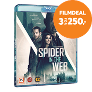 Produktbilde for Spider In The Web (BLU-RAY)