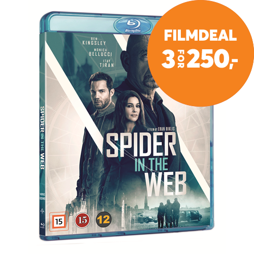 Spider In The Web (BLU-RAY)