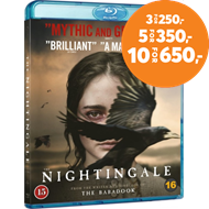 Produktbilde for The Nightingale (DK-import) (BLU-RAY)