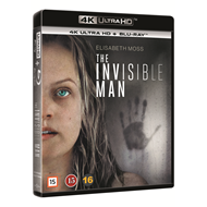 Produktbilde for The Invisible Man (2020) / Den Usynlige Mann (4K Ultra HD + Blu-ray)