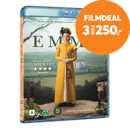 Produktbilde for Emma (2020) (BLU-RAY)
