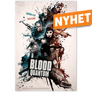 Produktbilde for Blood Quantum (BLU-RAY)