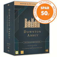 Produktbilde for Downton Abbey - Sesong 1-6 - Collector's Edition (DVD)