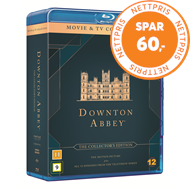 Produktbilde for Downton Abbey - Sesong 1-6 - Collector's Edition (BLU-RAY)
