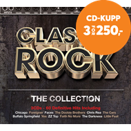 Produktbilde for Classic Rock - The Collection (3CD)