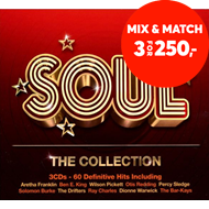 Produktbilde for Soul - The Collection (3CD)