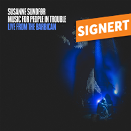 Produktbilde for Music For People In Trouble: Live From The Barbican - Limited Edition - Signert Utgave (VINYL)