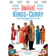 Produktbilde for Jadoo - Kings Of Curry (UK-import) (DVD)