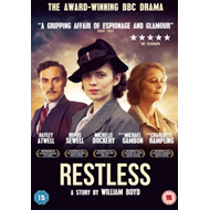 Produktbilde for Restless (UK-import) (DVD)