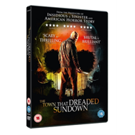 Produktbilde for The Town That Dreaded Sundown (UK-import) (DVD)