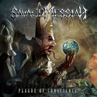 Produktbilde for Plague Of Conscience (CD)