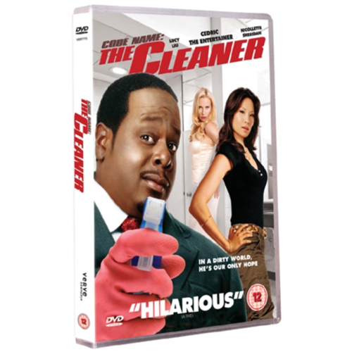 Codename: The Cleaner (UK-import) (DVD)