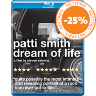 Produktbilde for Patti Smith - Dream Of Life (UK-import) (BLU-RAY)